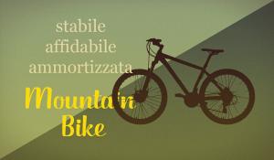 grafica guida ciclisti mountain bike
