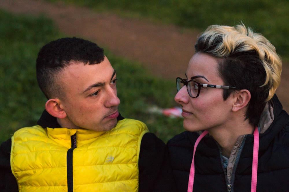 Humans of Centocelle: Desirée e Roberto